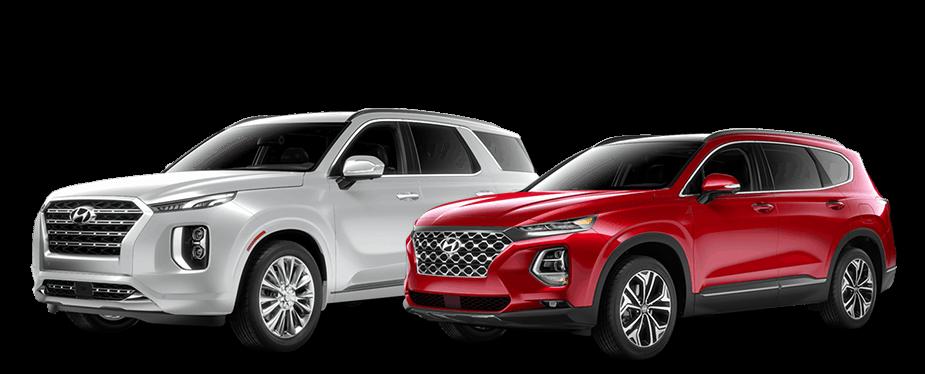 Hyundai-SUVs