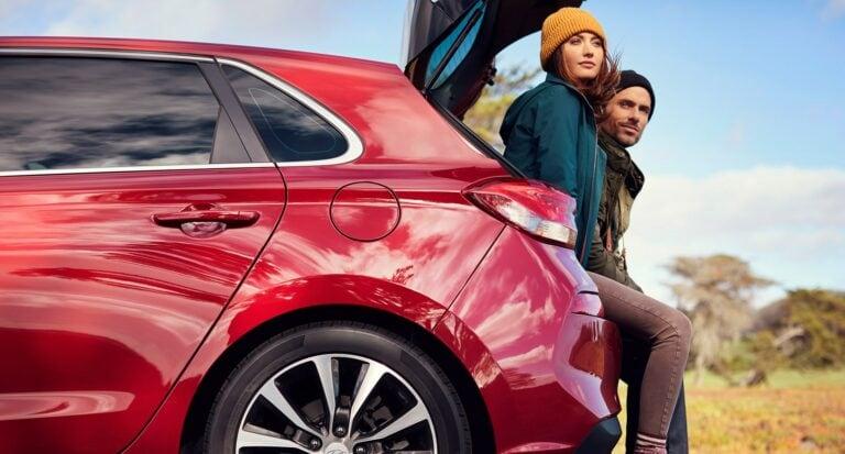Hyundai Elantra GT Hatchback