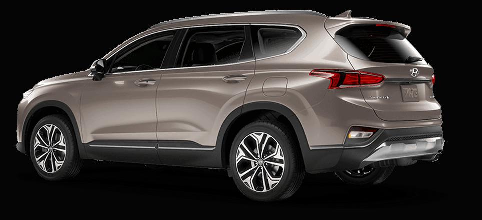 Hyundai Santa Fe Bronze