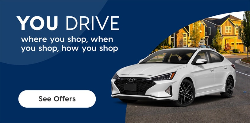 You Drive with Birchwood Hyundai