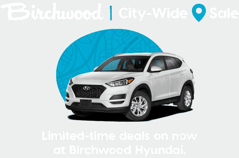 Birchwood City-Wide Sale